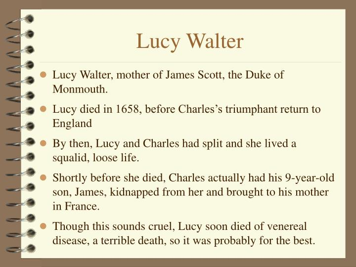 Lucy Walter