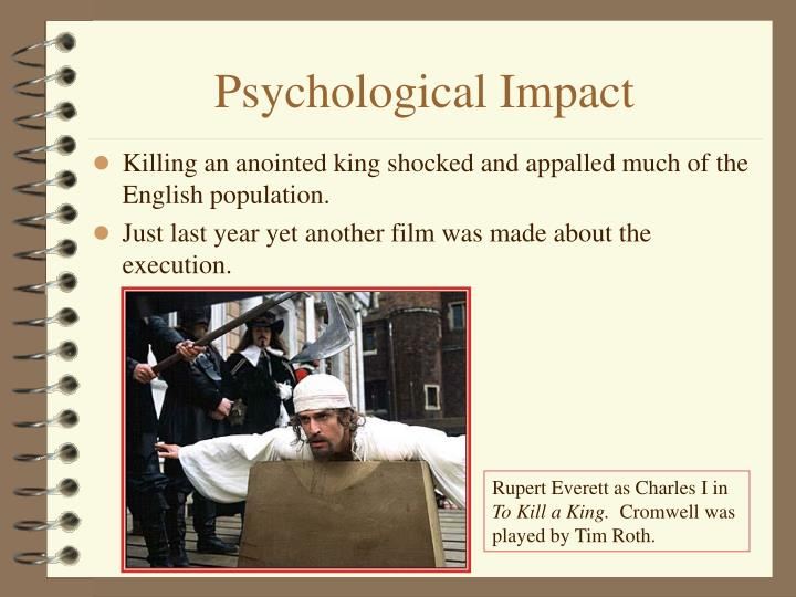 Psychological Impact