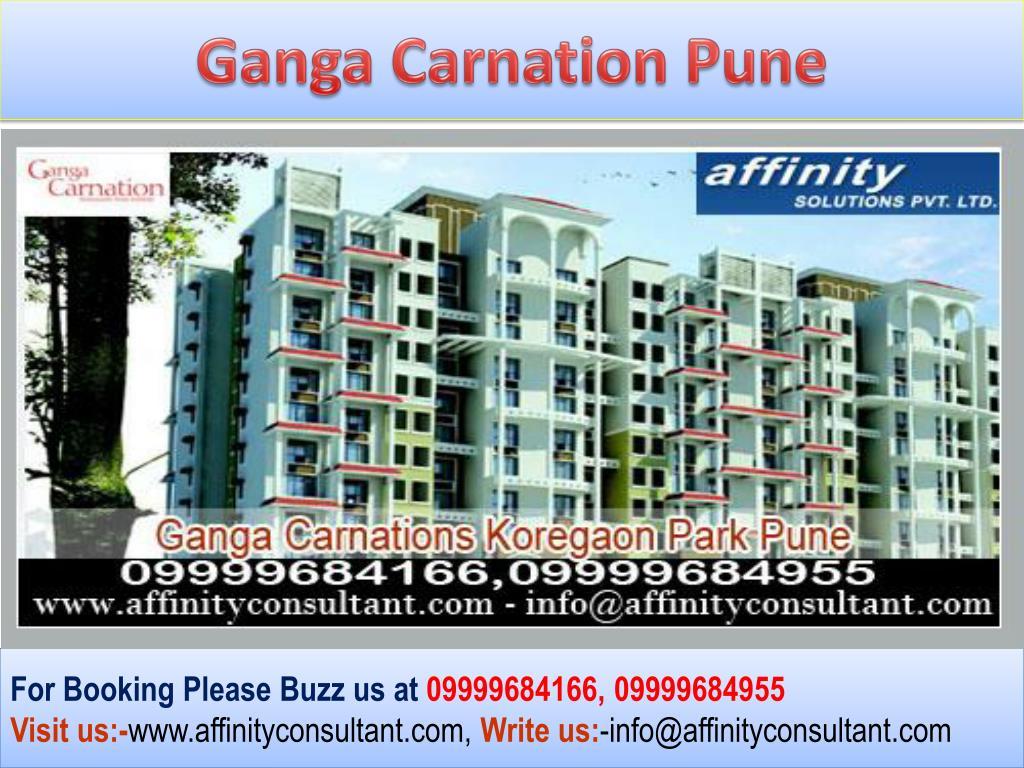 Ganga Carnation Pune