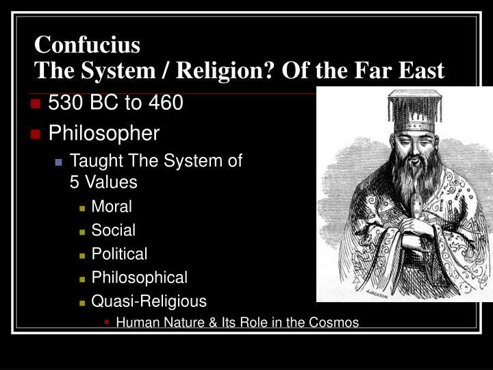 Far Eastern Religions