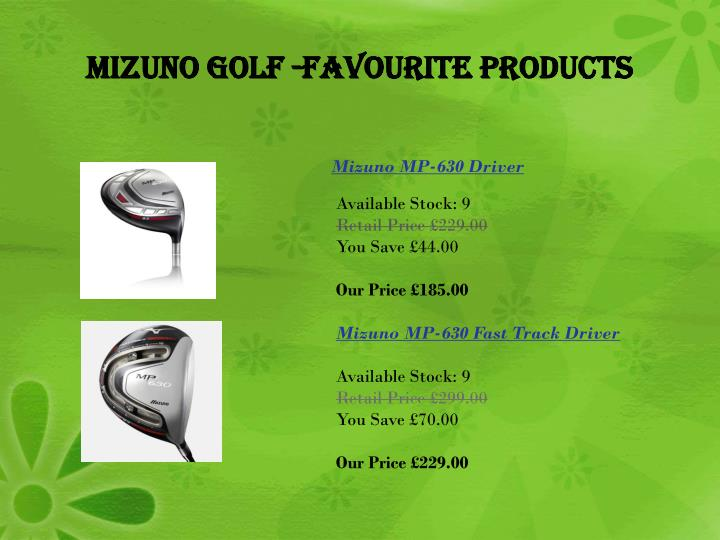 Mizuno golf favourite products l.jpg
