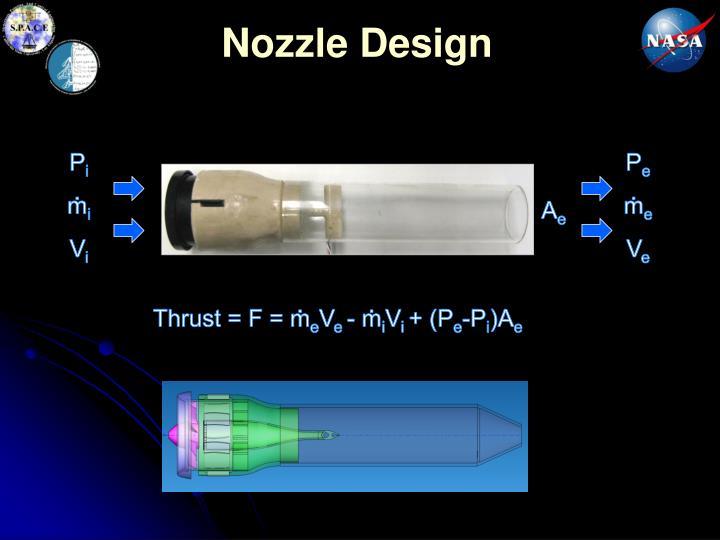 Nozzle Design