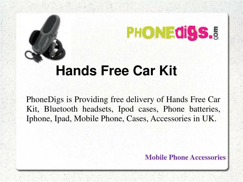 Hands Free Car Kit