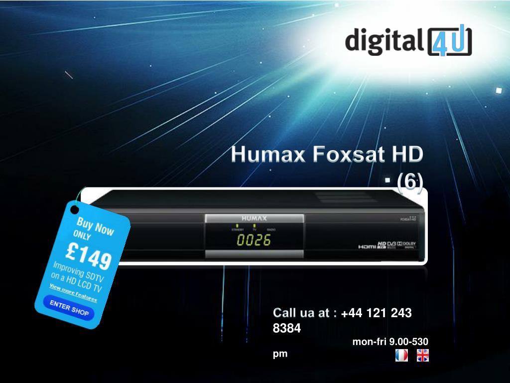 Humax Foxsat HD (6)