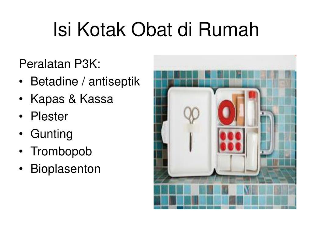 Peralatan P3K: