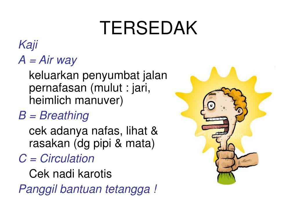 TERSEDAK