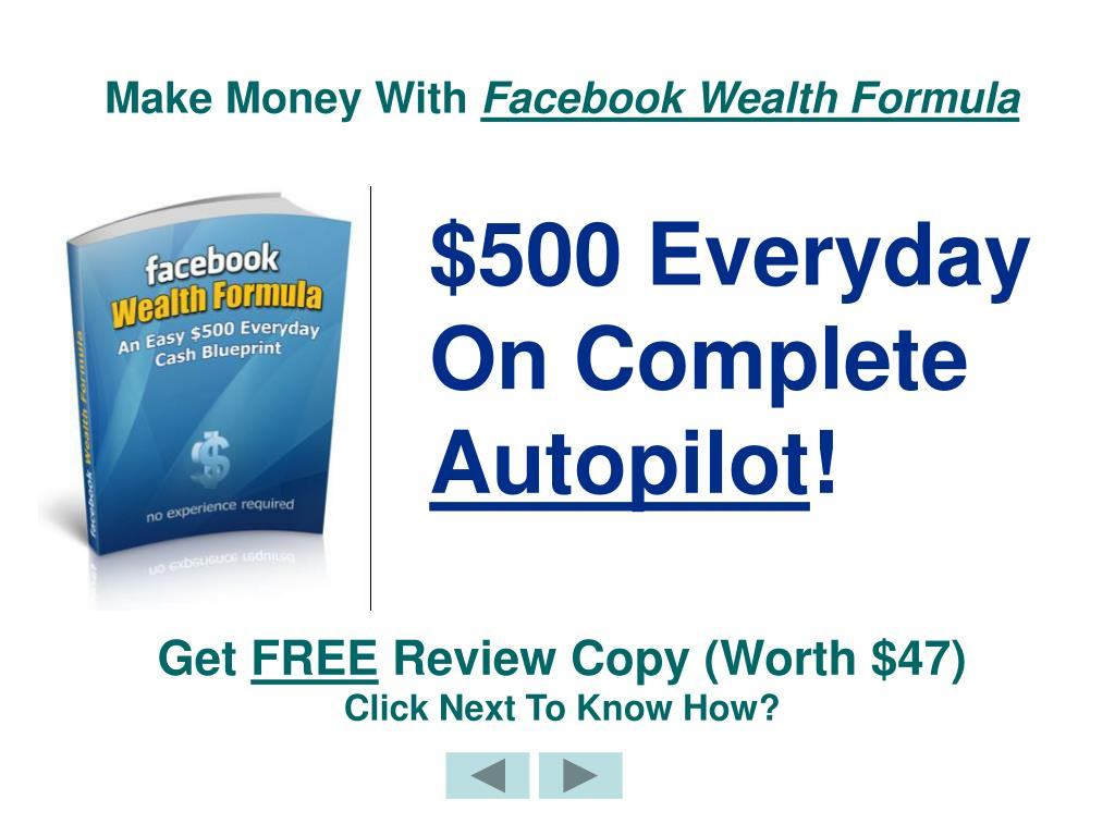 Make Money With