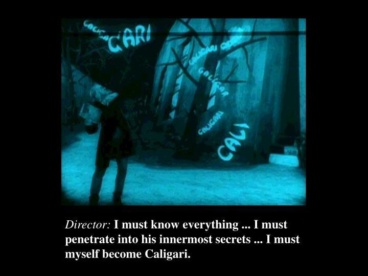 Director:
