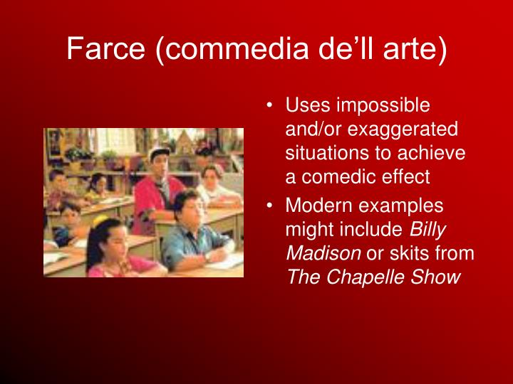 Ppt the taming of the shrew powerpoint presentation id for Farcical comedy plays
