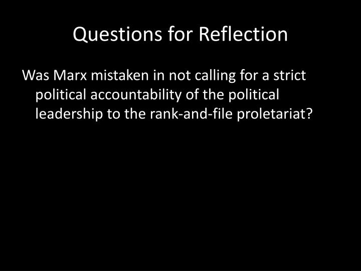 karl marx concept of alienation