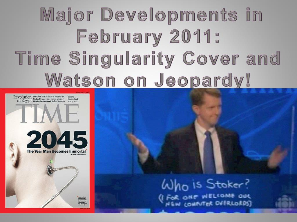 Major Developments in February 2011: