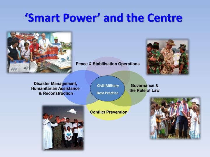 'Smart Power' and the Centre