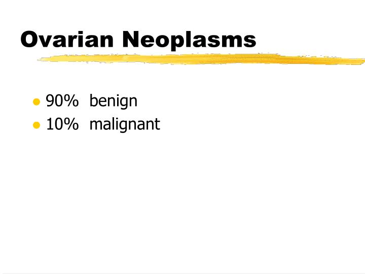 Ovarian Neoplasms