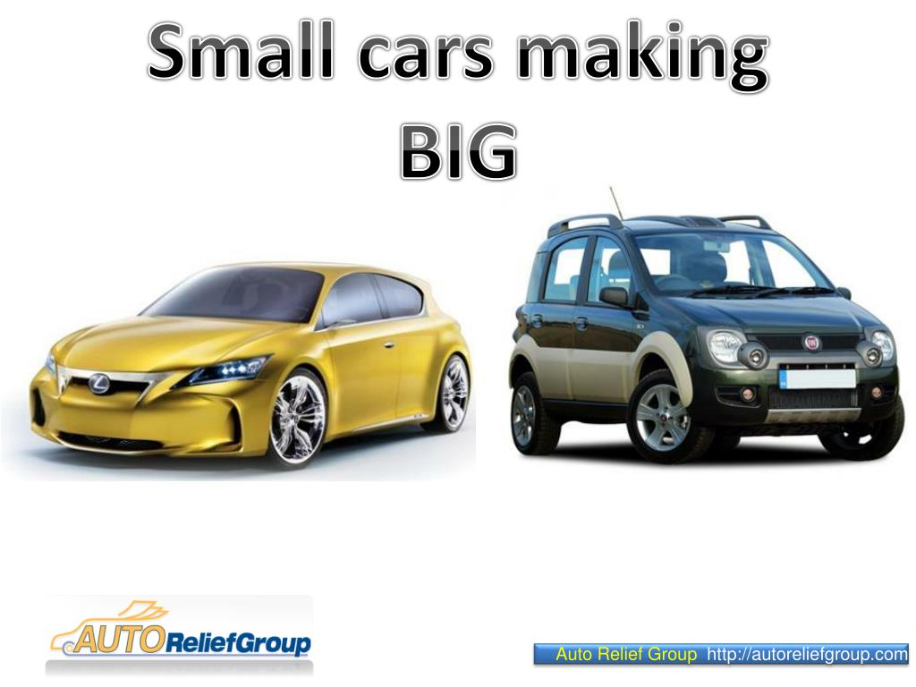 small cars making big