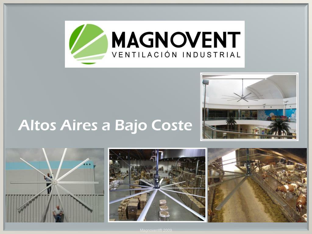 Altos Aires a