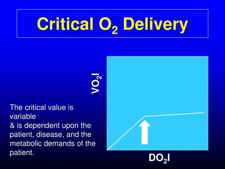 Critical O