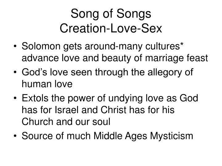 Song of Songs