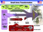 small arms transformation