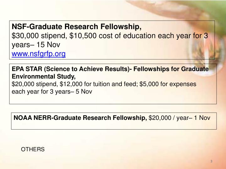 nsf dissertation fellowship economics