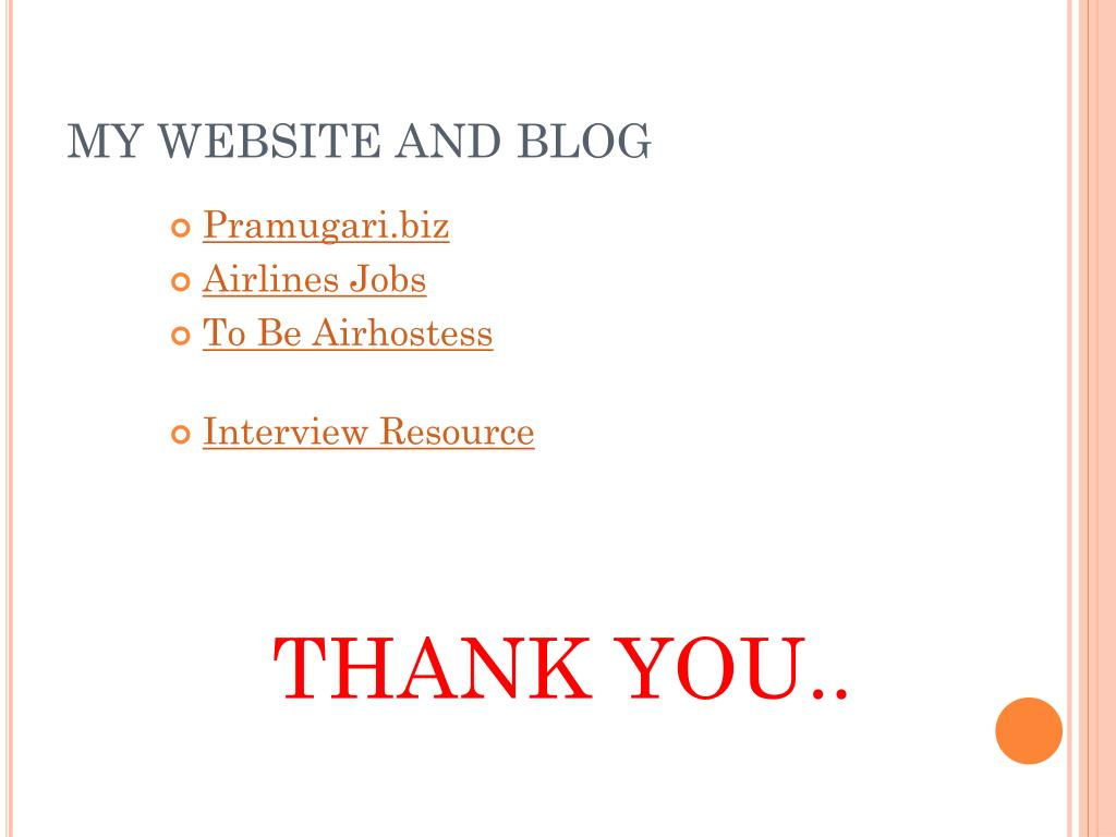 MY WEBSITE AND BLOG