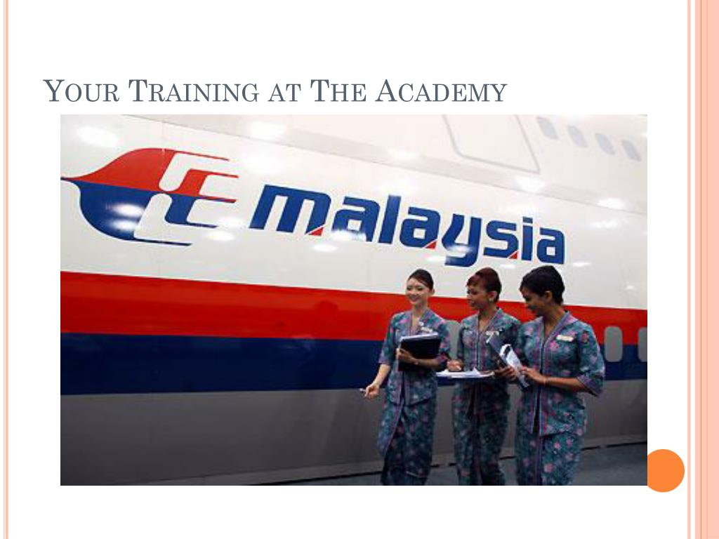 Your Training at The Academy