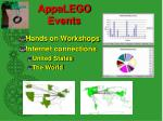 appalego events
