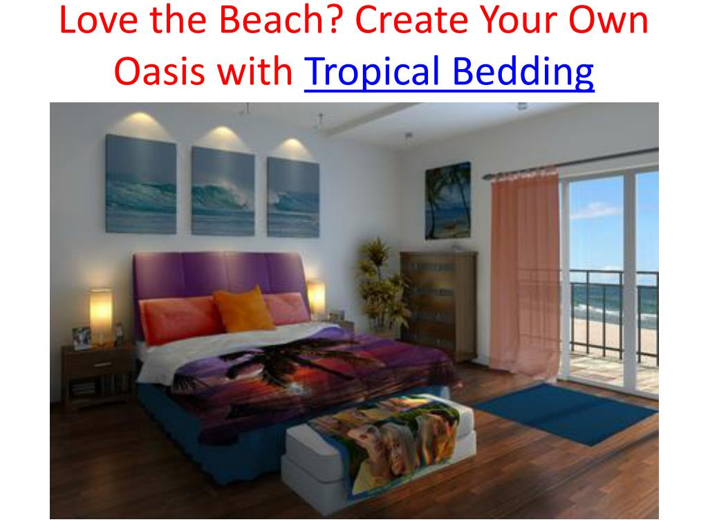 Love the Beach? Create Your Own Oasis with