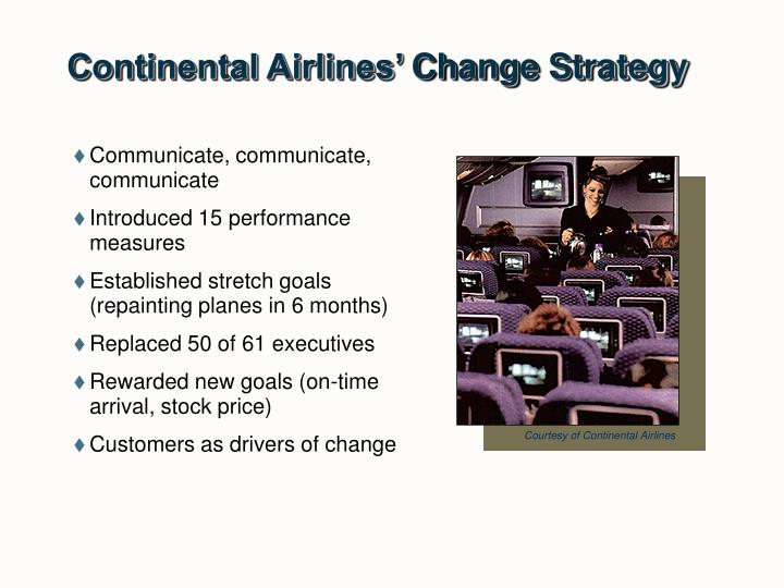 Continental Airlines'