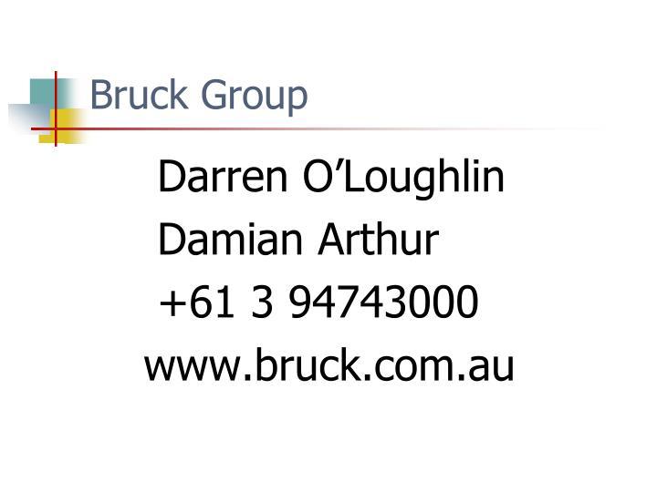 Bruck Group