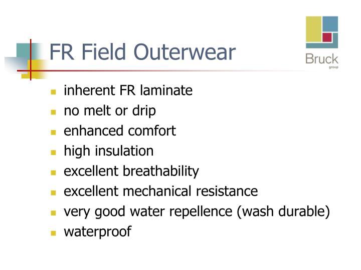 FR Field Outerwear