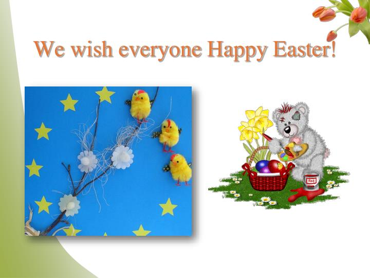 We wish everyone happy easter3 l.jpg