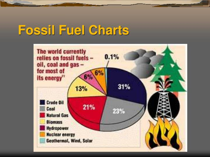 Fossil Fuel Charts