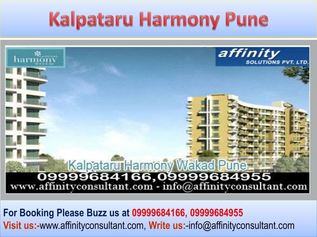 Kalpataru Harmony Pune