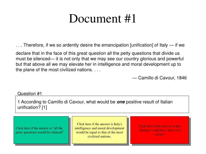 Document #1