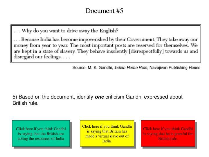 Document #5