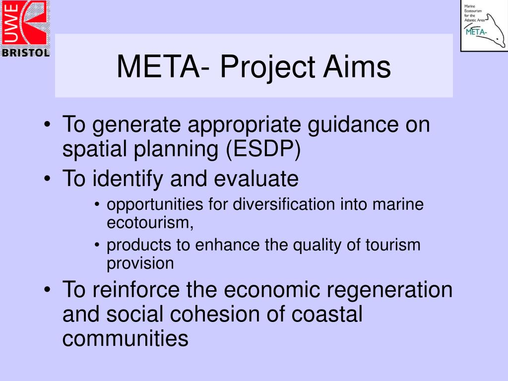 META- Project Aims