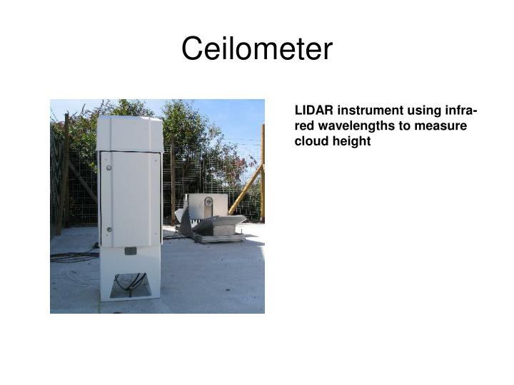 Ceilometer
