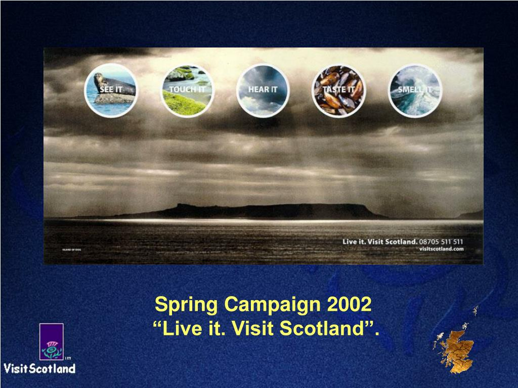 Spring Campaign 2002
