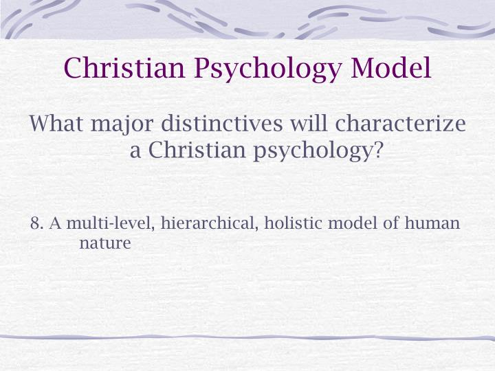 psychology and christianity five views pdf
