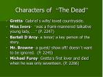 characters of the dead1