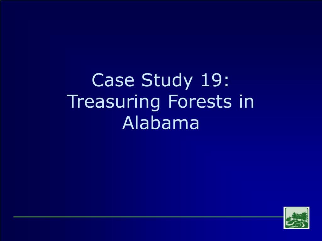 Case Study 19: