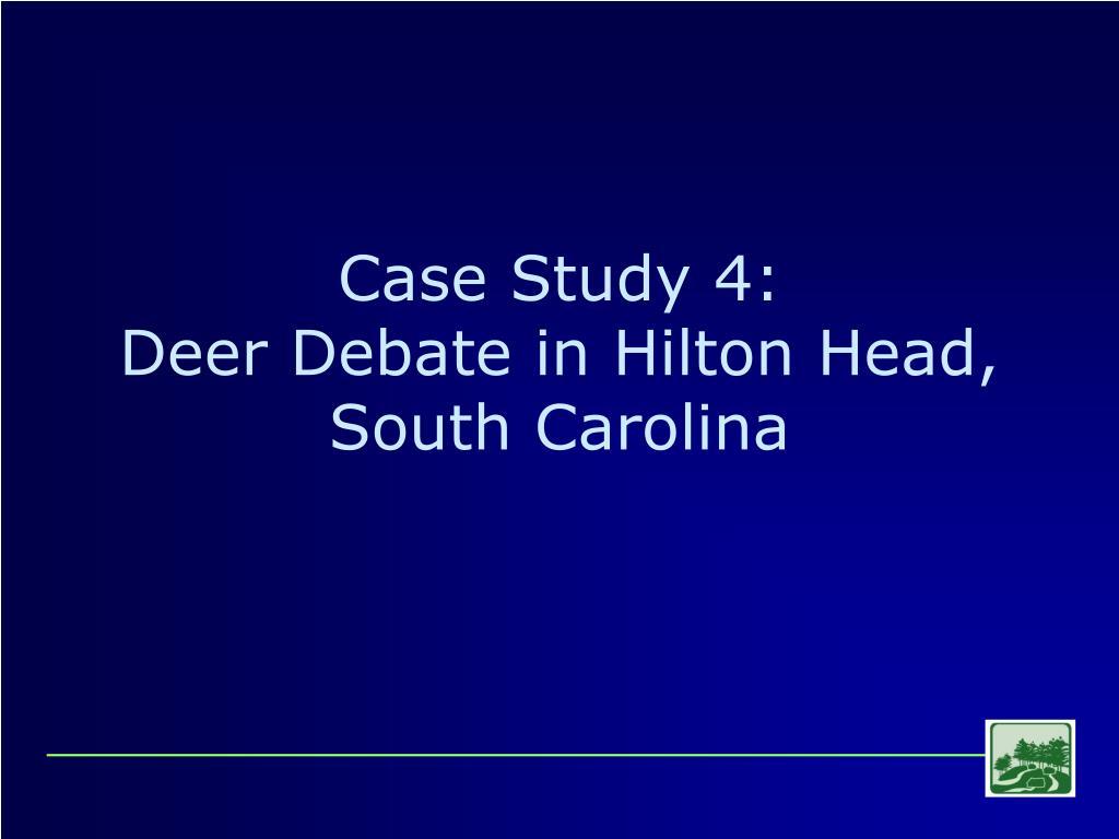 Case Study 4: