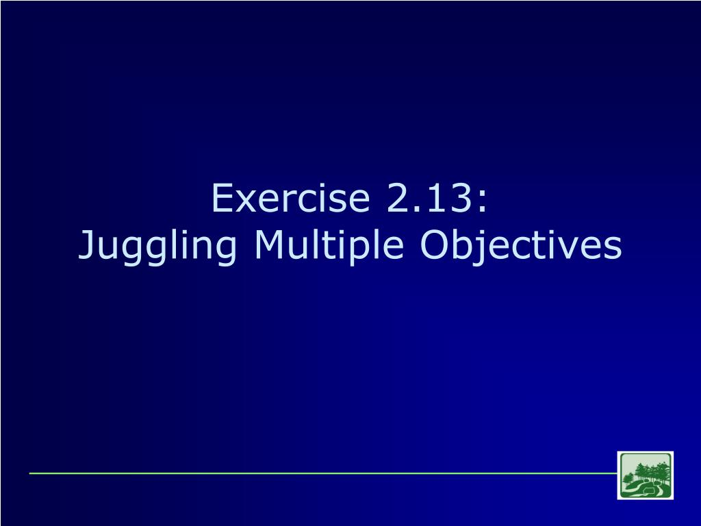 Exercise 2.13: