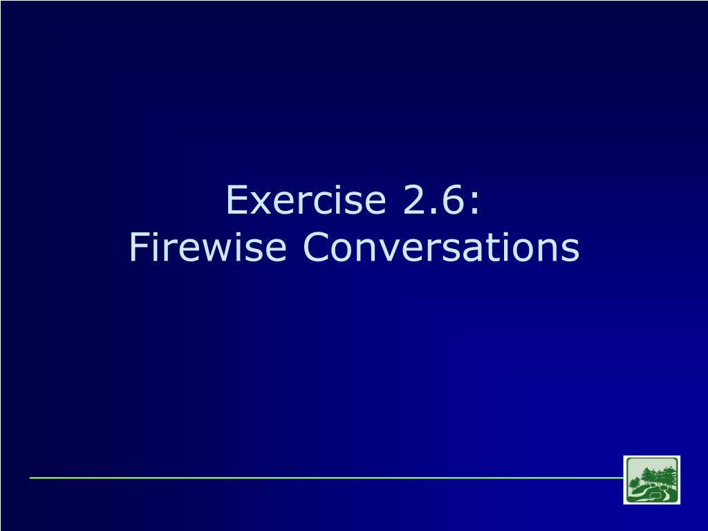 Exercise 2.6: