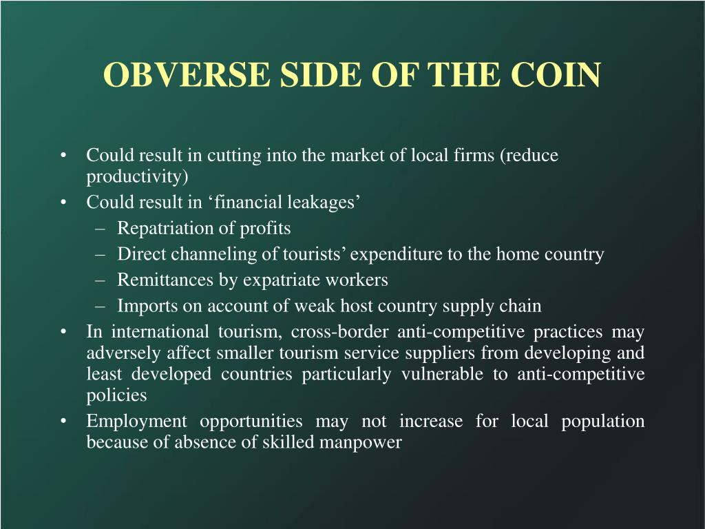 OBVERSE SIDE OF THE COIN