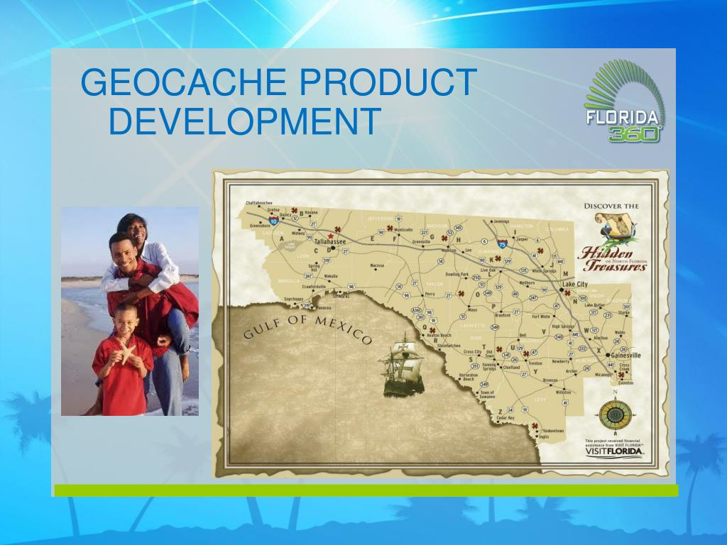 GEOCACHE PRODUCT DEVELOPMENT