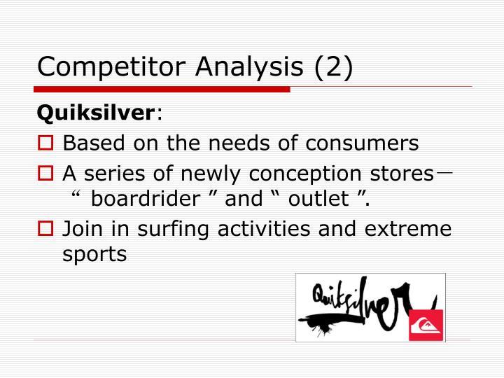 Competitor Analysis (2)