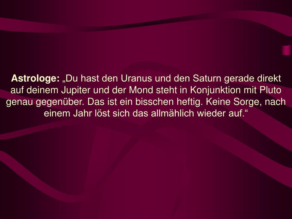 Astrologe: