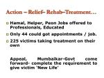 action relief rehab treatment