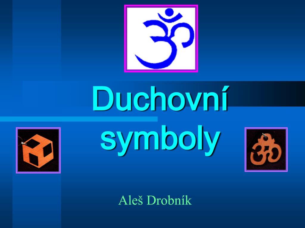 Duchovní symboly
